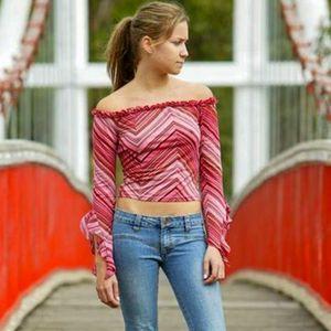 Schlankes Girl Jeans