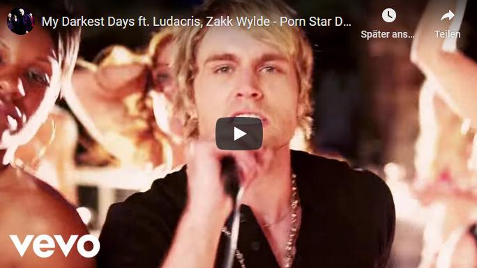 My Darkest Days - Porn Star Dancing