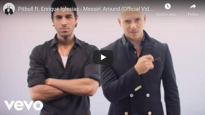 Pitbull - Messin' Around